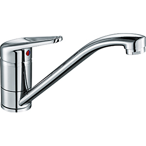 Novara | Swivel Spout | Chrome | Taps