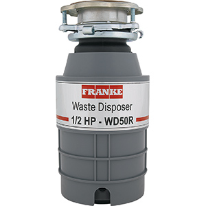 Waste disposers | WD50R