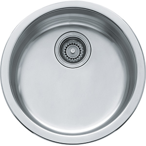Rotondo | RBX 110 | Stainless Steel | Sinks