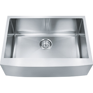 Kinetic | FFS30B-10-18 | SilkSteel | Sinks