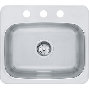Axis | BMSK803 | Mirror-SilkSteel | Sinks