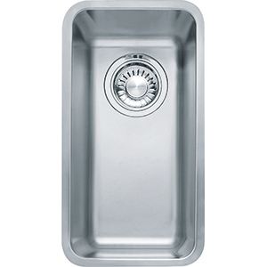 Kubus | KBX110-8 | Stainless Steel | Sinks