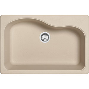 Gravity | SC3322-1 | Granite Champagne | Sinks