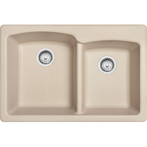 Ellipse | EOCH33229-1 | Granite Champagne | Sinks