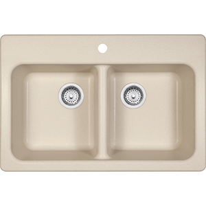 Quantum | FPC3322-1 | Fragranite Coffee | Sinks