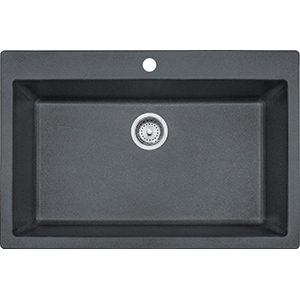 Primo | DIG61091-GRA | Granite Graphite | Sinks