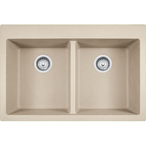 Primo | DIG62D91-CHA | Granite Champagne | Sinks