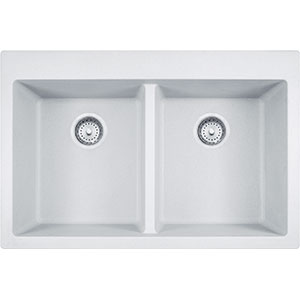 Primo | DIG62D91-WHT | Granite White | Sinks