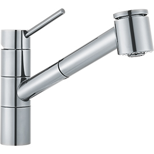 Twin | FF-2000 | Polished Chrome | Faucets