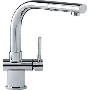 Logik | FFP1000 | Polished Chrome | Faucets