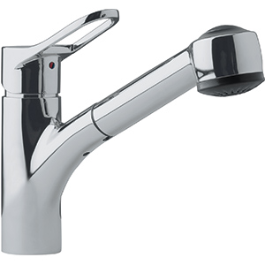 Mambo | FFPS280 | Satin Nickel | Faucets
