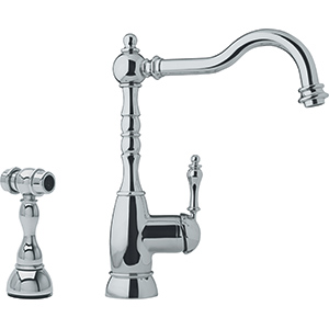 Nobel | FHF180 | Satin Nickel | Faucets