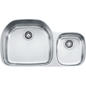 Prestige | PRX120 | Stainless Steel | Sinks