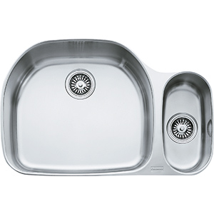 Prestige | PRX160 | Stainless Steel | Sinks