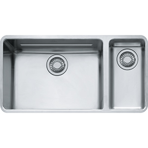 Kubus | KBX160 | Stainless Steel | Sinks