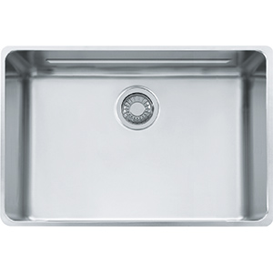 Kubus | KBX11021 | Stainless Steel | Sinks