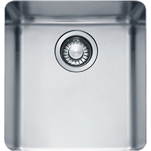 Kubus | KBX110-13 | Stainless Steel | Sinks
