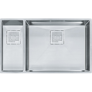 Peak | PKX160LH | Stainless Steel | Sinks