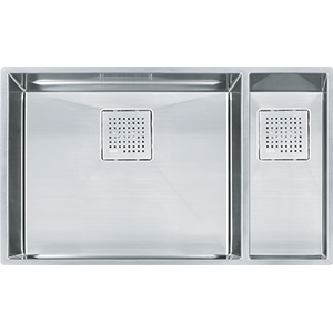 Peak | PKX160 | Stainless Steel | Sinks
