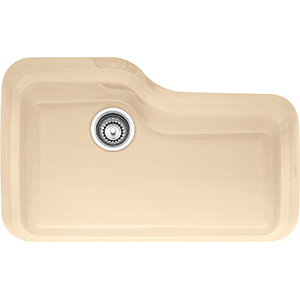 Orca | ORK110 | Fireclay Biscuit | Sinks