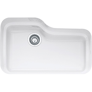 Orca | ORK110 | Fireclay White | Sinks