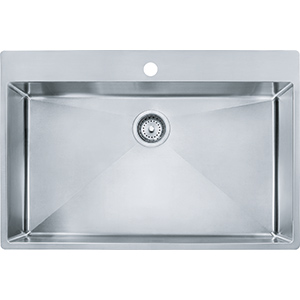 Vector | HFS3322-1KIT | Stainless Steel | Sinks