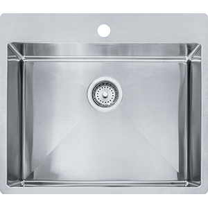 Vector | HFS2522-1KIT | Stainless Steel | Sinks