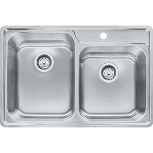 Evolution | EVCAG901-18 | Stainless Steel | Sinks