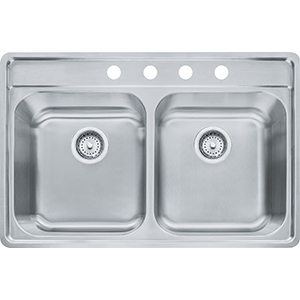 Evolution | EVDAG904-18 | Stainless Steel | Sinks