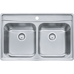 Evolution | EVDCG901-18 | Stainless Steel | Sinks