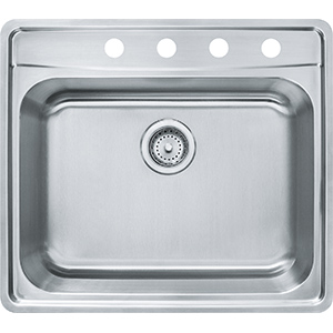 Evolution | EVSCG904-18 | Stainless Steel | Sinks