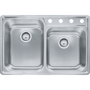 Evolution | EVCAG904-18 | Stainless Steel | Sinks