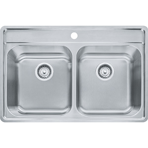 Evolution | EVDAG801-18 | Stainless Steel | Sinks