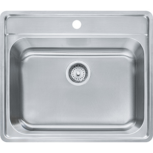 Evolution | EVSAG801-18 | Stainless Steel | Sinks