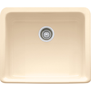 Manor House | MHK110-20 | Fireclay Biscuit | Sinks