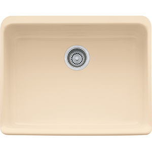 Manor House | MHK110-24 | Fireclay Biscuit | Sinks