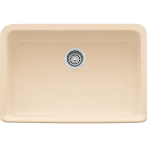 Manor House | MHK110-28 | Fireclay Biscuit | Sinks