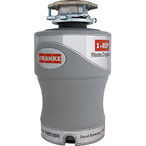 Waste disposers | FWD100R