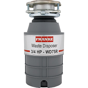Waste disposers | WD75R