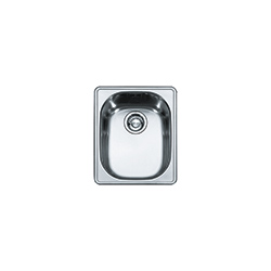 Compact Plus | CPX P 610 | Stainless Steel | Sinks