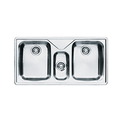 Ariane | ARX 670 | Stainless Steel | Sinks