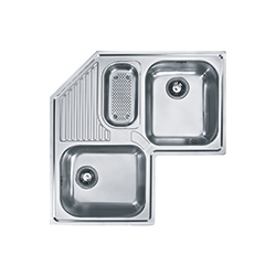 Armonia | AMX 671-E | Stainless Steel | Sinks