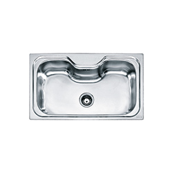 Acquario | ACX 610-A | Stainless Steel | Sinks