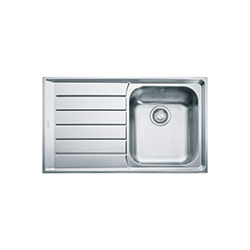 Neptune | NEX 211 | Stainless Steel | Sinks