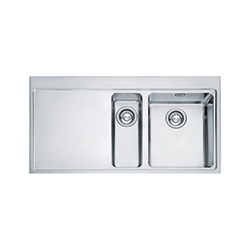 Mythos | MMX 251 | Stainless Steel | Sinks