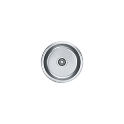 Lugano | LUX 610 | Stainless Steel | Sinks