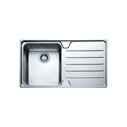 Laser | LSX 611 | Stainless Steel | Sinks