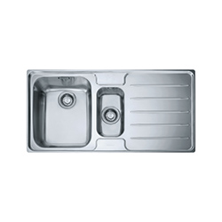 Laser | LSX 651 | Stainless Steel | Sinks