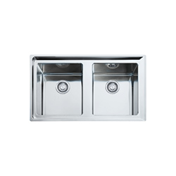 Neptune Plus | NPX 620 | Stainless Steel | Sinks