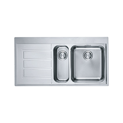 Epos | EOX 651 | Stainless Steel | Sinks